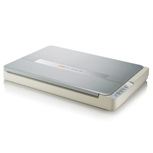 Plustek OpticSlim 1180 Flatbed scanner 1200 x 1200DPI A3 Grey, White