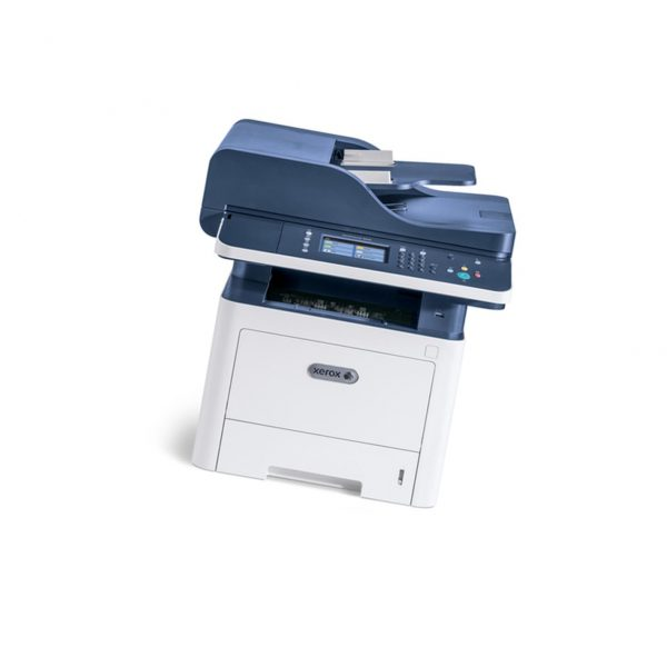 Xerox WorkCentre 3345 A4 40Ppm Wireless Duplex Copy/Print/Scan/Fax Ps3 Pcl5E/6 Dadf 2 Trays Total 300 Sheets